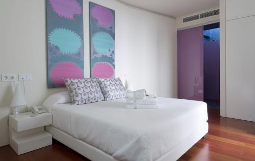 Doppelzimmer - 1. Etage Hotel Viento10 3