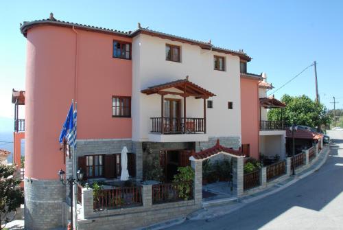 Отель Panorama Hotel 2 звезды Греция
