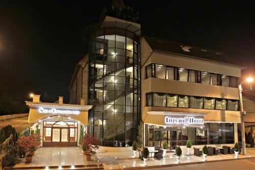 Отель Hotel Impero 3 звезды Румыния