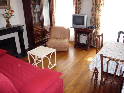 One Bedroom Quartier Latin