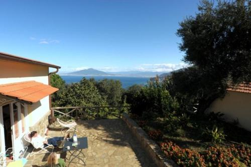 Apartment Via Deserto a Priora Sorrento