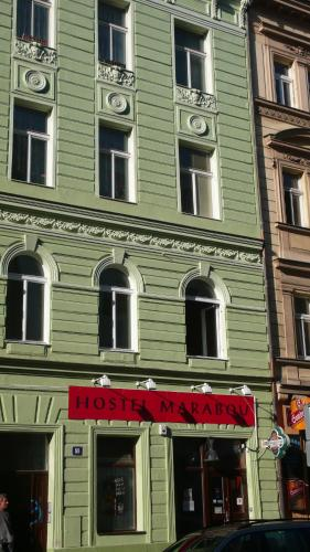 Hostal Hostel Marabou Prague
