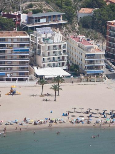 El Chalet, hotel en Cullera