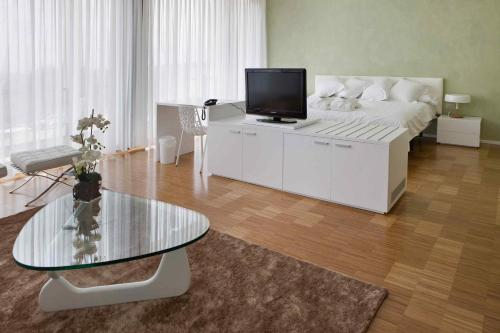 Junior Suite Hotel-Bodega Finca de Los Arandinos 7