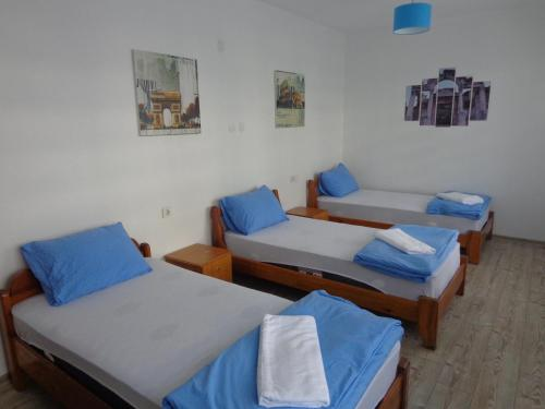 Eenpersoonsbed in Slaapzaal (Single Bed in Dormitory Room)