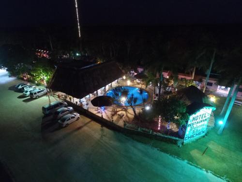 3 starts hotel in Chichen Itza