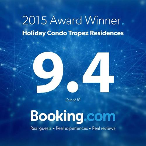 Holiday Condo Tropez Residences