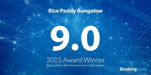 Rice Paddy Bungalow