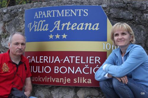 Villa Arteana - Apartments Bonacic