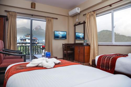 Pokhara Choice Inn, Покхара