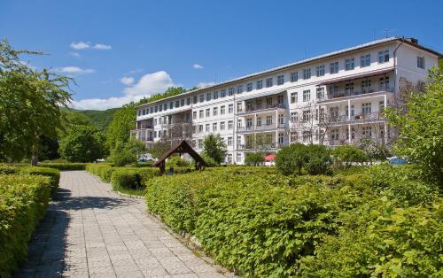 Отель Sanatory Solnechnoye Zakarpatye 0 звёзд Украина