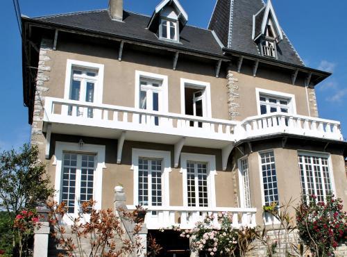 Отель Villa Hortebise 0 звёзд Франция