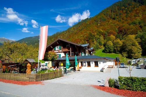 Alpengasthaus Muntafuner Stöbli - Maisonette