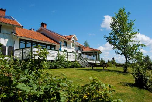Отель Tingvall B&B Eco-Lodge 3 звезды Швеция