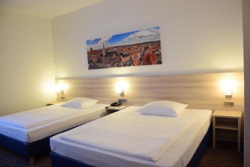 ECONTEL HOTEL München photo 5