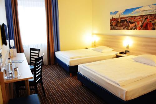 ECONTEL HOTEL München photo 6