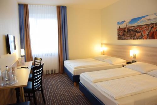 ECONTEL HOTEL München photo 24