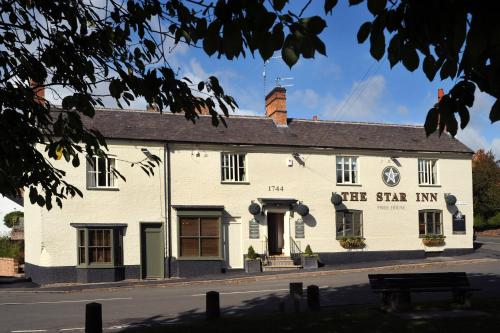 Photo of The Star Inn 1744 Hotel Bed and Breakfast Accommodation in Thrussington Leicestershire