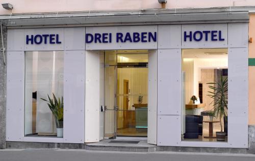 Hotel Drei Raben, 8020 Graz
