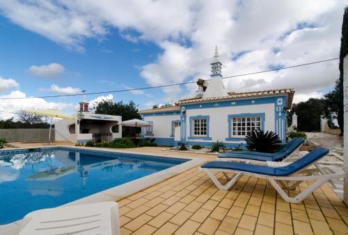 Villa Quinta do Vale Armação de Pêra Algarve Portogallo