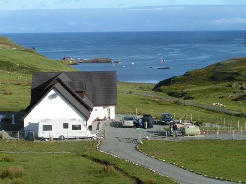 Photo of Seagulls Nest Apartment Self Catering Accommodation in Milovaig Highland
