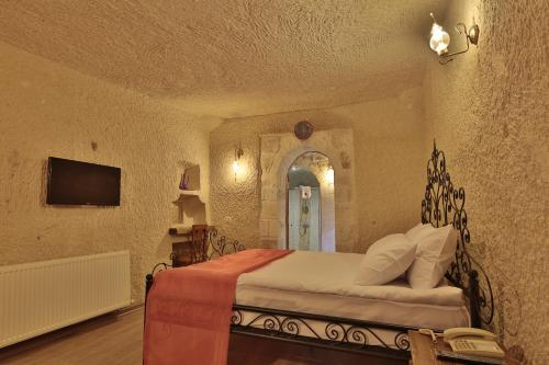 Grotsuite met Turks Bad (Cave Suite with Turkish Bath)