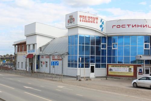 Отель Transit Motel 0 звёзд Россия
