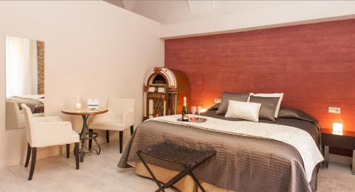 Deluxe Double or Twin Room Hotel-Spa Classic Begur 7