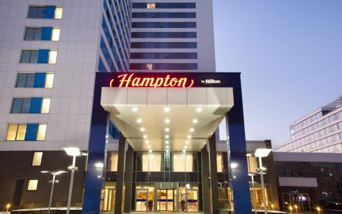 Stay at Hampton by Hilton Moscow Strogino