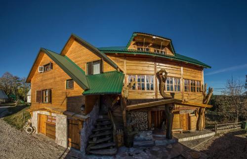 Picture of Guesthouse Planinarski dom Neviđen'o