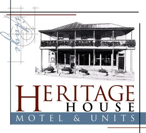 Heritage House Motel & Units, Eden