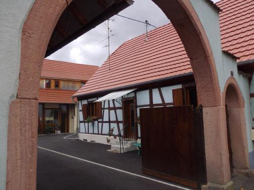 Gite Porte Du Ried