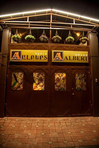 Отель Albert House