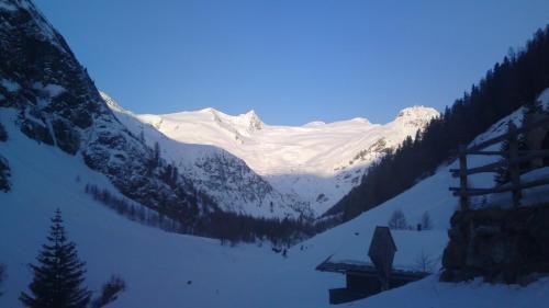Panoramablick Osttirol