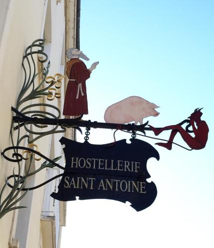 Hostellerie Du Grand Saint Antoine
