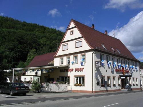 Отель Gasthof zur Post 0 звёзд Германия
