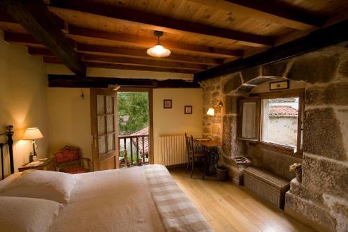 Habitación Doble - 1 o 2 camas Posada Real El Prado Mayor 2