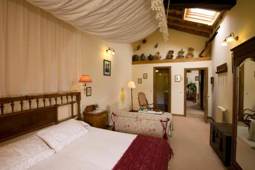Suite - Uso individual Posada El Prado Mayor 5