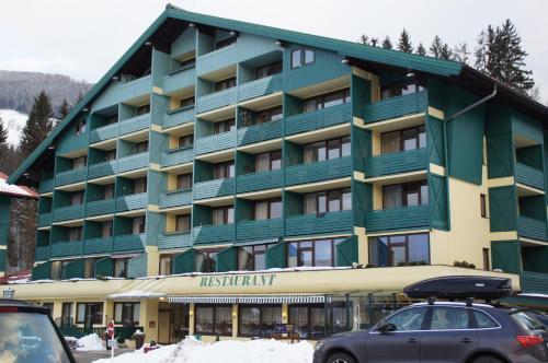 Alpine Club Hotel - Apartment mit 2 Schlafzimmern
