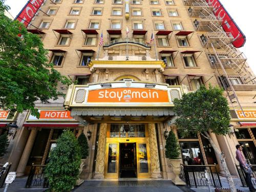 Stay On Main Customer Reviews 640 South Street Map Hotel Within 1 Km Of La Fashion District Los Angeles