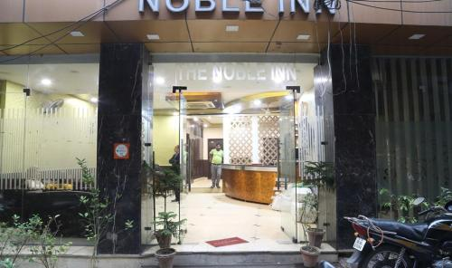 Отель Hotel Noble Inn 3 звезды Индия
