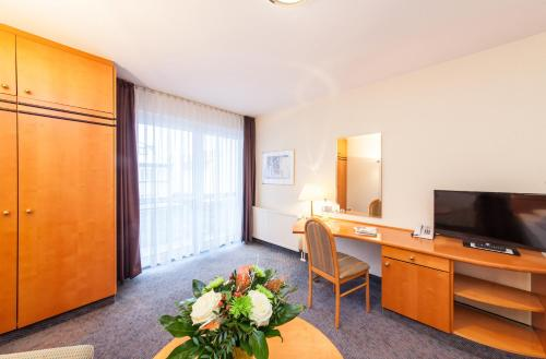 Novum Apartment Hotel Am Ratsholz Leipzig Süd photo 26