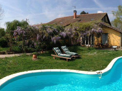 Holiday home Domaine A Marmande