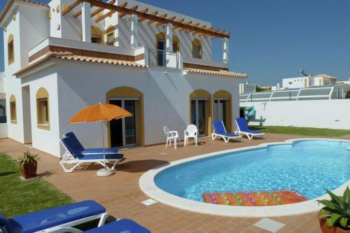 Villa Vivenda Gale Albufeira Algarve Portogallo