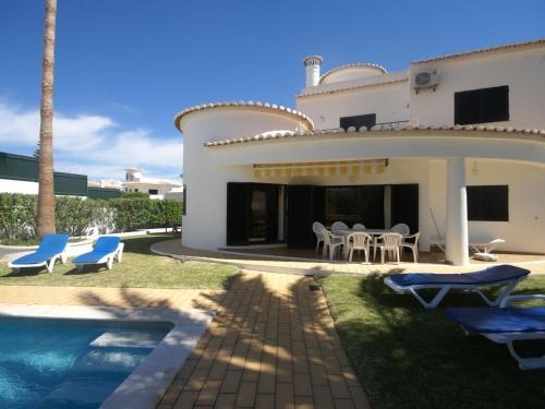 Villa Casa Da Praia Albufeira Algarve Portogallo
