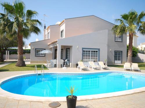 Villa Duas Palmas Albufeira Algarve Portogallo