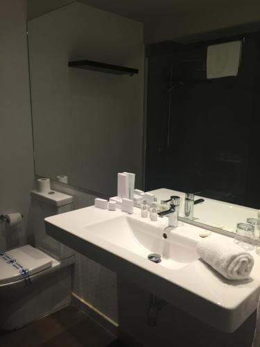 Double or Twin Room with Garden View - single occupancy Hotel Igeretxe 6