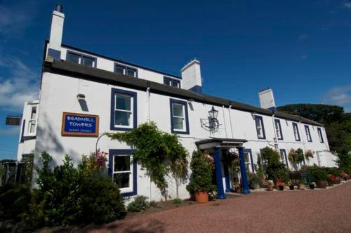 Photo of Beadnell Towers Hotel Bed and Breakfast Accommodation in Beadnell Northumberland