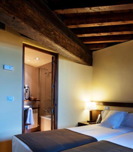 Einzelzimmer Abad Toledo 4