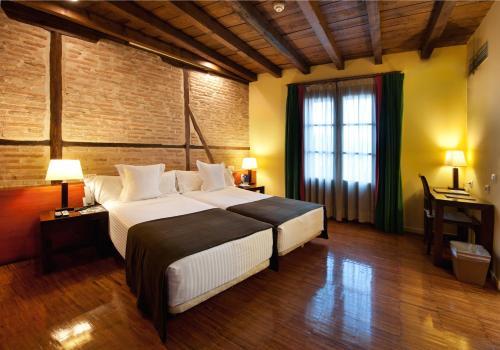 Habitación Doble - 1 o 2 camas Abad Toledo 4